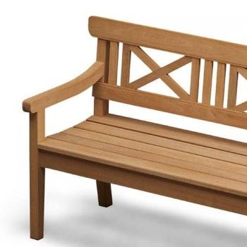 skagerak denmark teakholzbank drachmann 209 cm. Black Bedroom Furniture Sets. Home Design Ideas