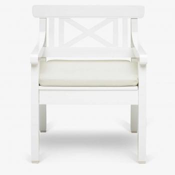 ALOSSO.design - Auflage Sitz für Armlehnstuhl DRACHMANN