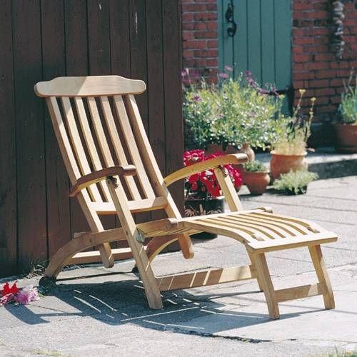 teakholz deckchair verstellbar. Black Bedroom Furniture Sets. Home Design Ideas