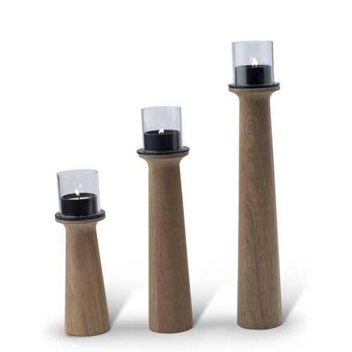 Moderne Kerzenständer alosso design skagerak denmark kerzenständer dania 20 cm